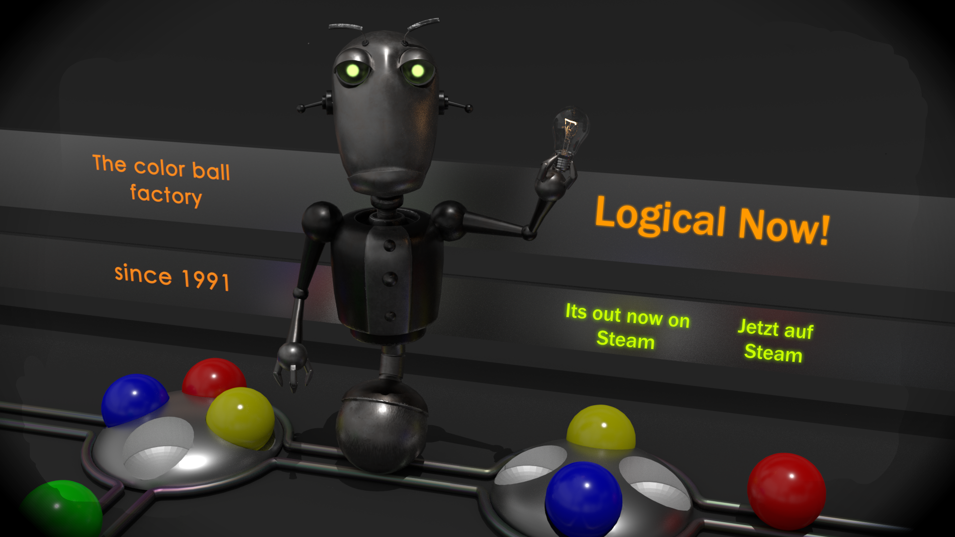logical now! - coming soon!