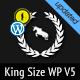 King-size WordPress Theme
