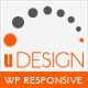 U-Design WordPress Theme