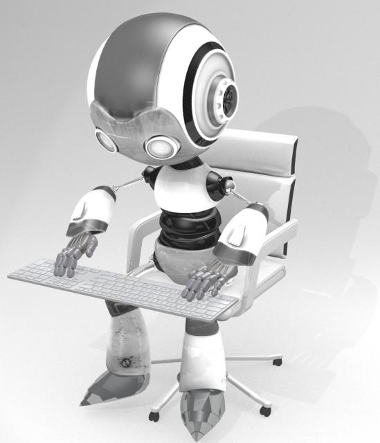 virtuell werk   robot