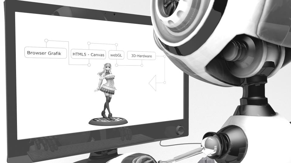 WebGL und Canvas