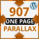 webcreations907 WordPress Theme